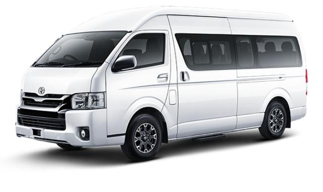 Harga Toyota Hiace Terbaru 2019