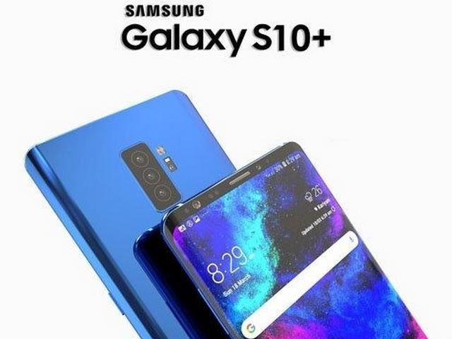 Samsung Galaxy S10 5G RAM 12GB