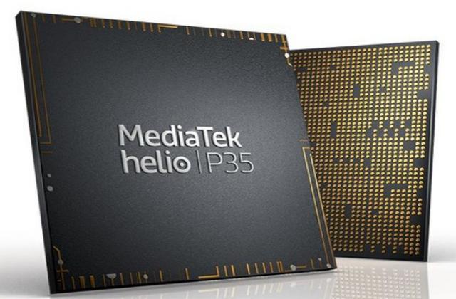Xiomi Mi Play Gunakan Prosesor MediaTek Helio P35