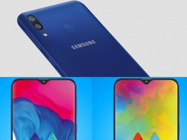 Desain dan Spesifikasi Samsung Galaxy M20 dan M10