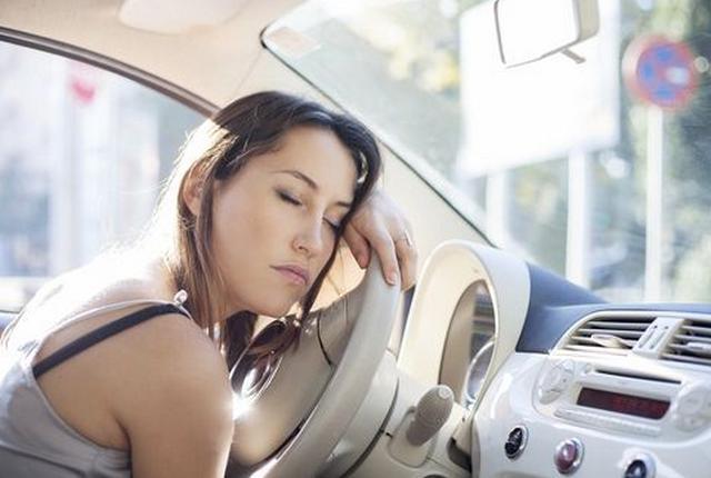 Ngantuk Saat Berkendara