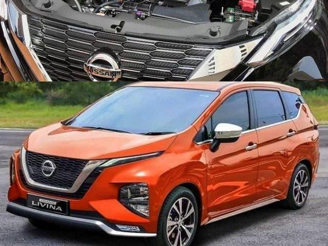 Gambar Eksterior dan Harga Nissan Livina 2019