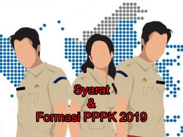 Syarat dan Formasi PPPK 2019