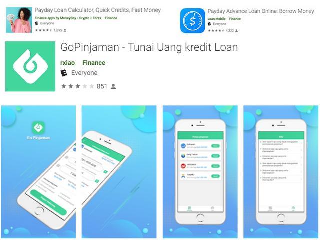 Ojk Rilis Daftar Aplikasi Pinjam Uang Online Ilegal Payday