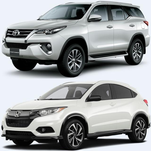 Beda SUV dan Crossover