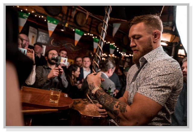 Conor McGregor Pensiun