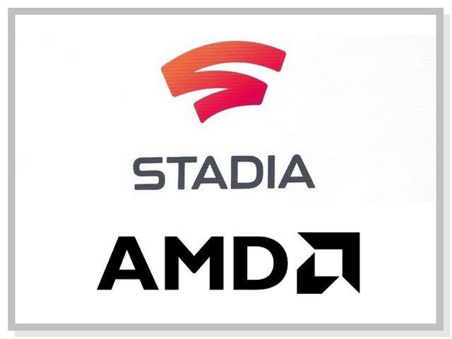 GPU AMD untuk Google Stadia