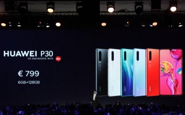 Harga Huawei P30
