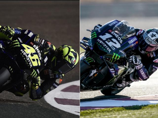 Hasil Kualifikasi MotoGP Qatar 2019 Vinales Pole