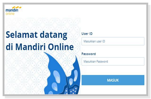 Mandiri Online Gangguan Tidak Bisa Diakses