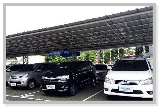 Mobil Toyota Bekas Paling Laku