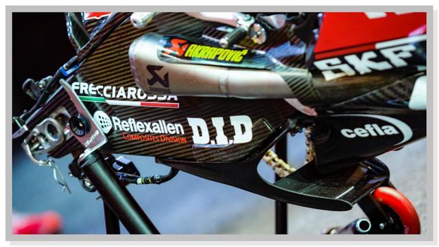 Perangkat Pendingin Ban Ducati Desmosedici GP19
