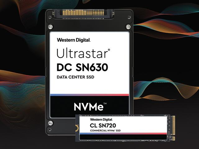 SSD NVMe Western Digital DC SN630 dan CL SN720