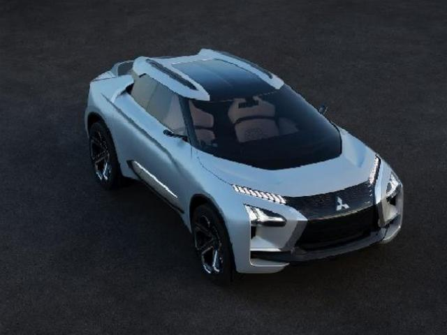 SUV Baru Mitsubishi