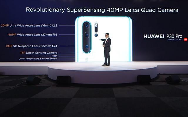 Spesifikasi Kamera Huawei P30 Pro