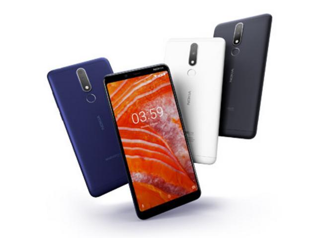 Spesifikasi Nokia 3.1 Plus di Indonesia