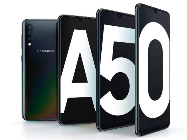 Spesifikasi Samsung Galaxy A50 di Indonesia