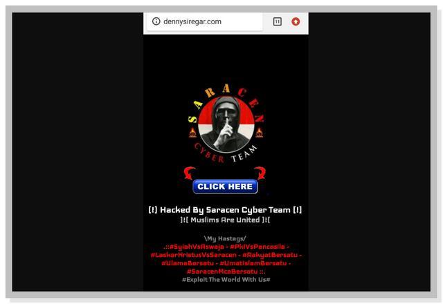 Denny Siregar Tantang Hack Akun Facebook Pribadinya
