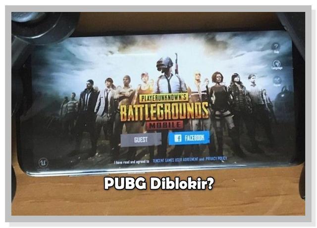 Game PUBG Diblokir di Indonesia