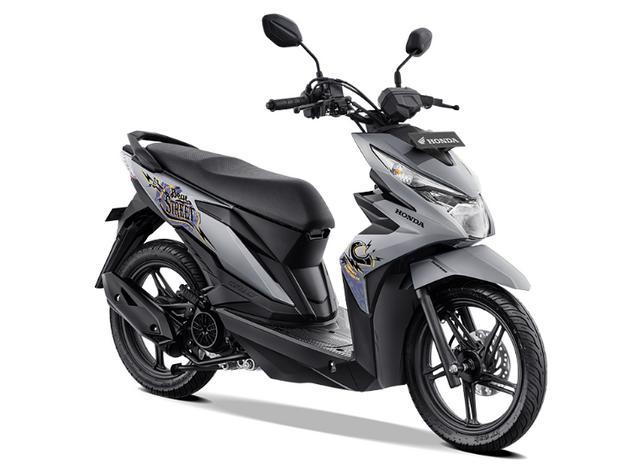 Harga Honda BeAT Street eSP terbaru 2019