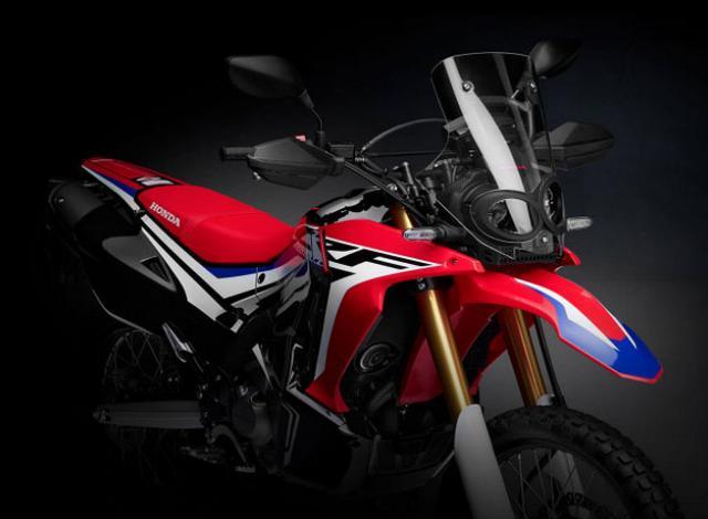 Harga Honda CRF250RALLY terbaru 2019