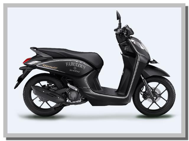 Harga Honda Genio Terbaru