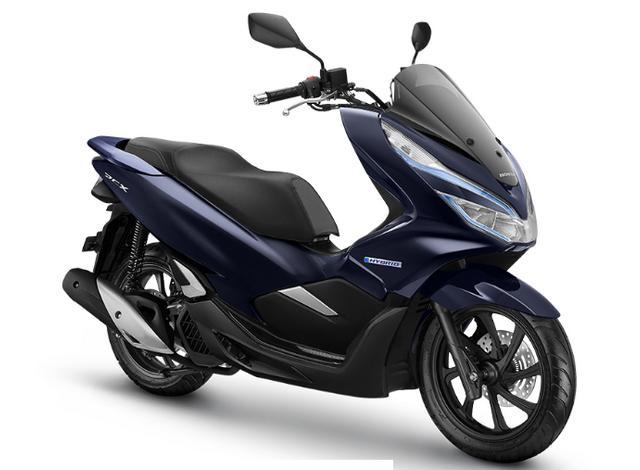 Harga Honda PCX Hybrid terbaru 2019