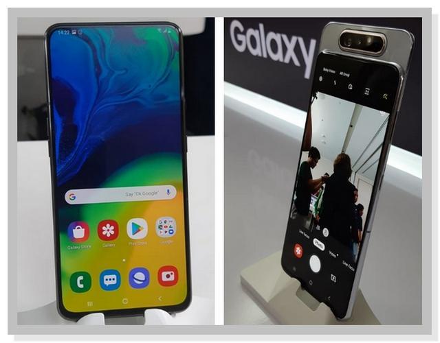 Harga Samsung Galaxy A80