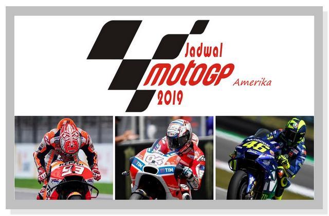 Jadwal MotoGP Amerika 2019