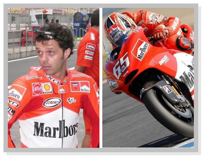 Legenda MotoGP Loris Capirossi Gunakan Nomor 65