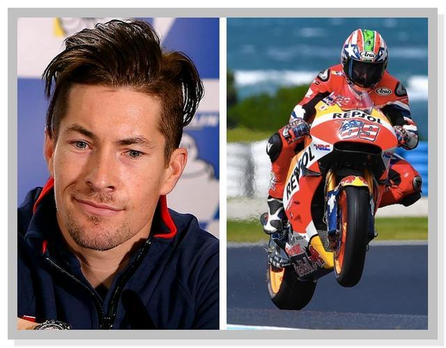 Legenda MotoGP Nicky Hayden Nomor 69