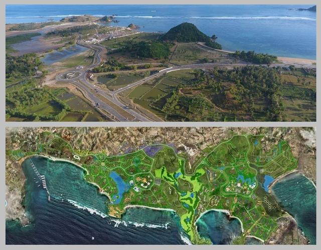 Sirkuit Mandalika Lombok MotoGP Indonesia 2021