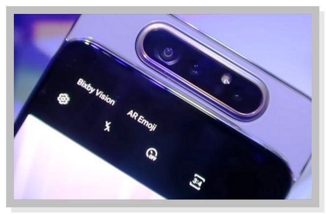 Spesifikasi Kamera Samsung Galaxy A80