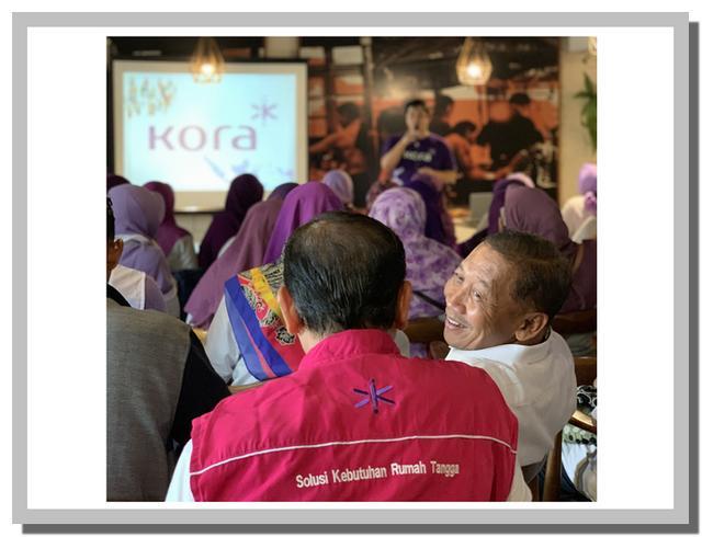 Acara Empowering Indonesian Woman Kora