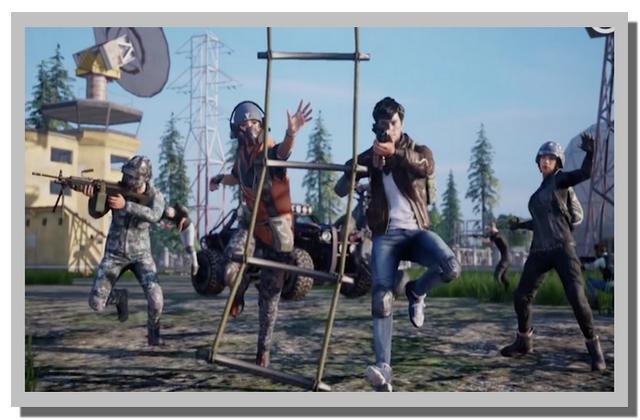 Game of Peace Pengganti PUBG Mobile
