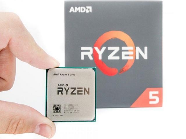 Harga Prosesor AMD Ryzen 5 2600