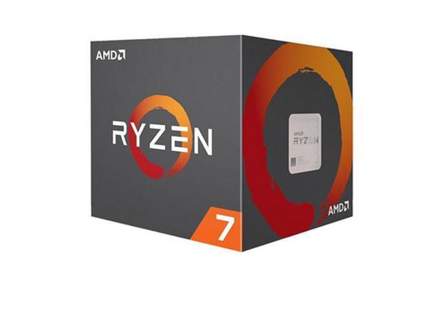 Harga Prosesor AMD Ryzen 7 2700