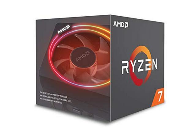 Harga Prosesor AMD Ryzen 7 2700X