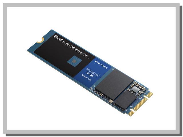 Harga SSD NVMe WD Blue SN500