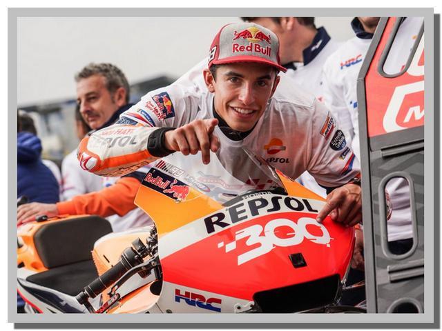 Marc Marquez Pimpin Klasemen MotoGP 2019