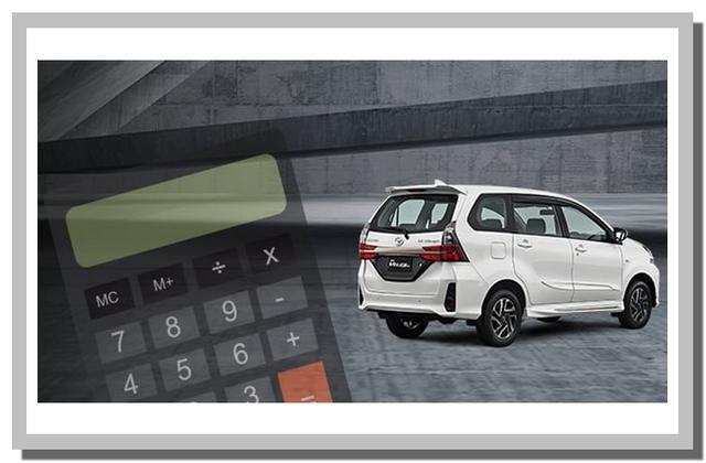 Simulasi dan Cara Menghitung Angsuran Kredit Mobil Toyota