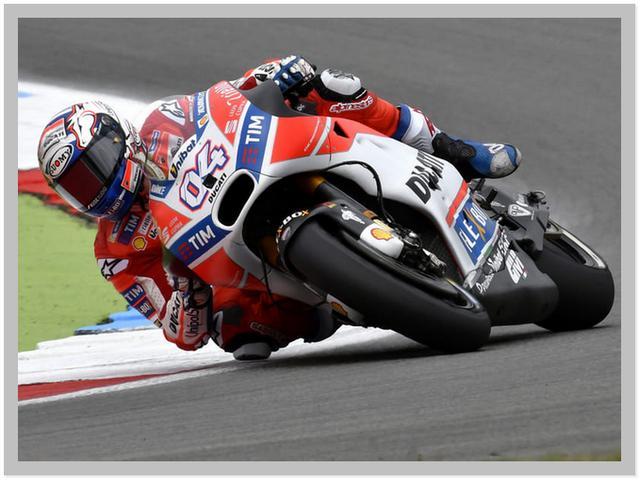 Dovi Ban Faktor Penting Menangi Balapan MotoGP Belanda