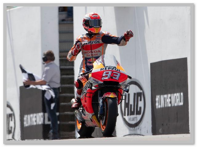 Poin Marc Marquez di Klasemen MotoGP 2019