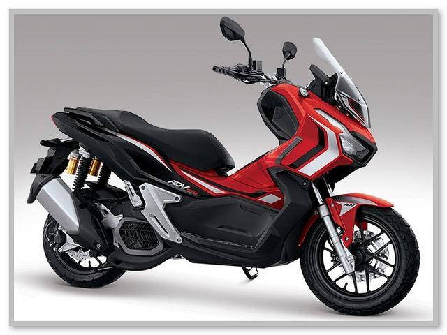 Daftar Harga Honda ADV 150 terbaru