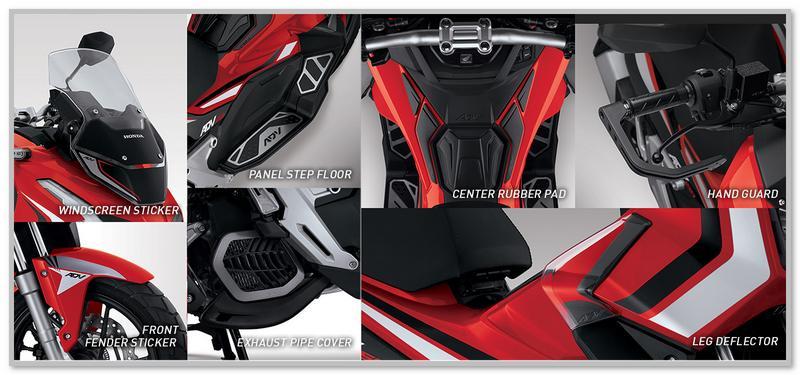 Fitur dan Kelebihan Honda ADV 150