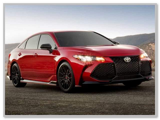 Harga Toyota Avalon TRD 2020