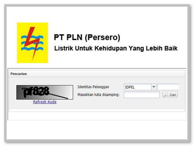 Informasi Kompensasi Tagihan Listrik di www.pln.co.id