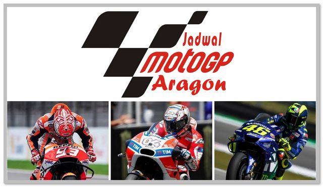 Jadwal MotoGP Aragon Spanyol 2019