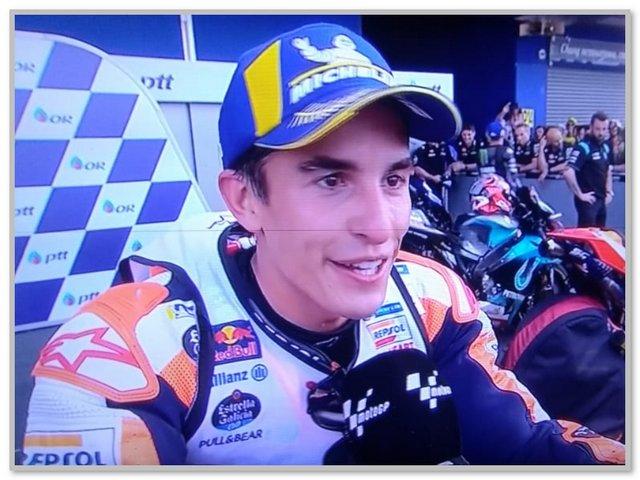 Hasil MotoGP Thailand 2019 Marquez Juara Dunia