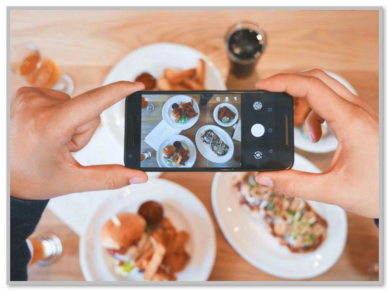 Teknologi Mempengaruhi Kebiasaan Makan